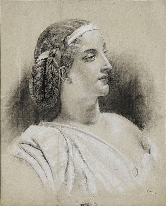 ALEJO VERA (Viñuelas, Guadalajara 1834 - 1923)