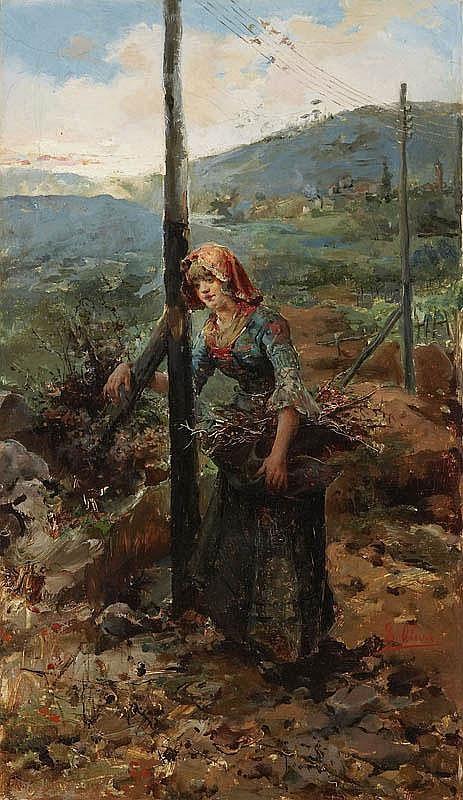 EUGENIO OLIVA RODRIGO ( Palencia, 1852 -