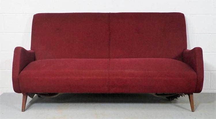 Italian Mid Century Sofa