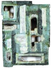 GILLO DORFLES untitled (luminous sculpture)