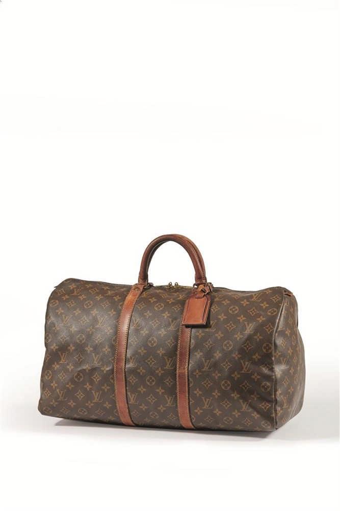 Sac Louis Vuitton Matelassé : Louis vuitton sac keepall monogramm? cm