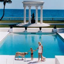 Slim Aarons (1916-2006) - Nice Pool