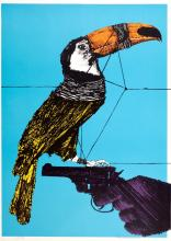 Valeriano Trubbiani (Macerata 1937) - Toucan, 1974