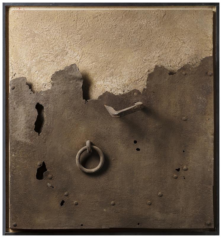 FERRUCCIO BORTOLUZZI (1920 - 2007)   Composizione n.189, 1970