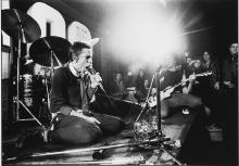 RAY STEVENSON - Sex Pistols, the 100 Club, Londra, 1976