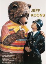 Jeff Koons (York 1955) - Jeff Koons, Staatsgalerie Stuttgart, Stoccarda, 1993