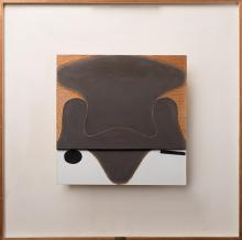 VICTOR PASMORE | Brown development, nr2 movement, 1969