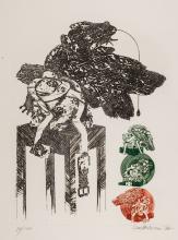 Valeriano Trubbiani (Macerata 1937) - Frogs, 1973