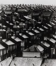 Bill Brandt (1904-1983) - Rainswept roofs, 1933