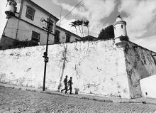 Mario Dondero (1928-2015) - Ouro Preto, Brasil