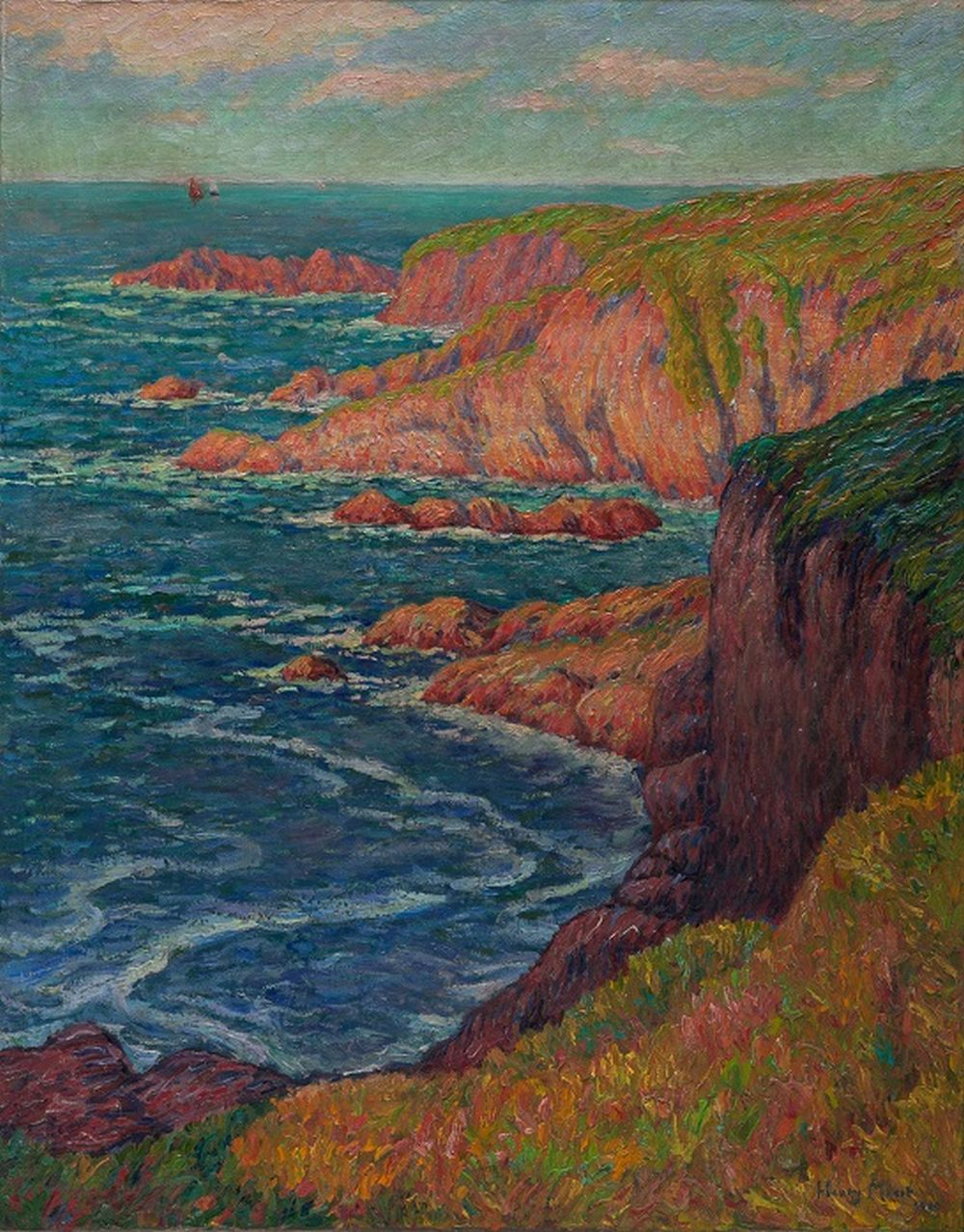 Sold Price: Henry MORET (1856-1913) - June 3, 0119 3:00 PM CEST
