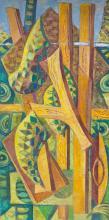 Louis LATAPIE (1891-1972) - L'échelle de Jacob, 1958