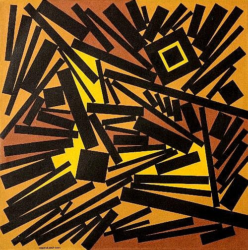 Cuadrados y rectangulos, 1980