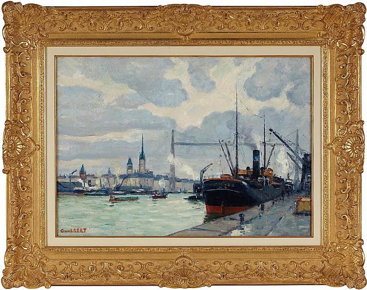 NARCISSE GUILBERT(1878-1942)