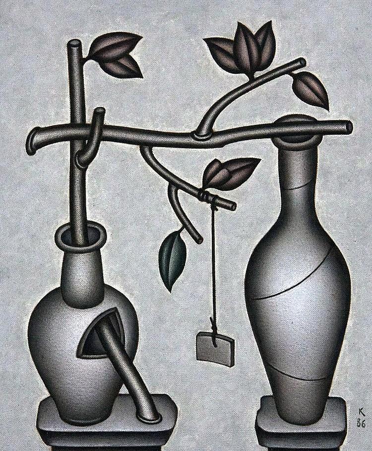 Dmitrii KRASNOPEVTSEV(1925-1995)