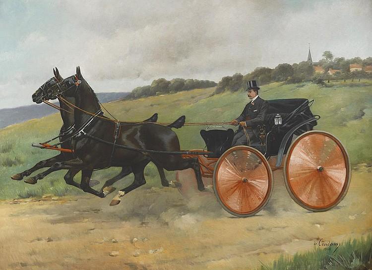 Charles DE CONDAMY (1855-1913)