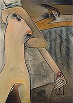 Roberto MATTA (Chilean, 1911 - 2002)