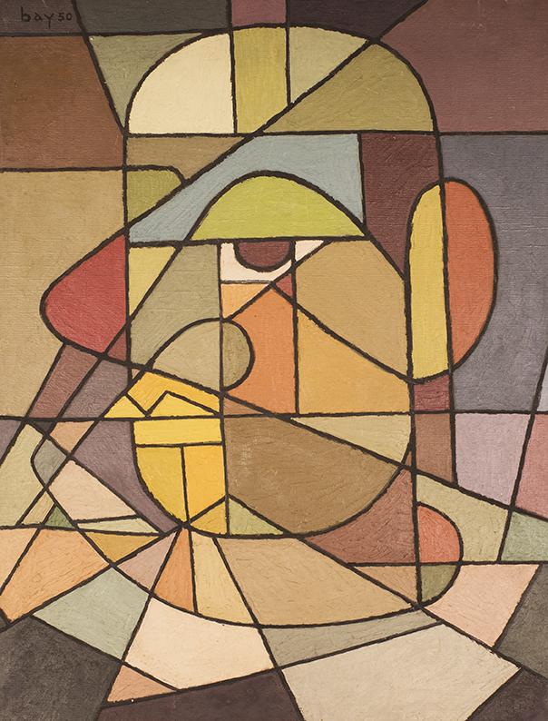 JuanBAY(Argentine,1892-1978) Payaso,1947
