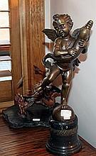 Cupid Sculpture