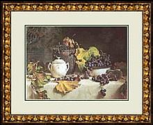 GRAPE LEAVES BY DEL GISH
