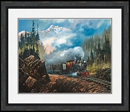FULL STEAM TO PLACERVILLE BY TED BLAYLOCK