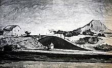 Original Lithograph by Artist Paul Cezanne