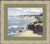 COASTAL AFTERNOON BY SCOTT CHRISTENSEN, Scott Christensen, Click for value