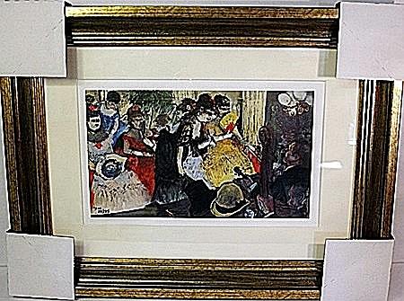 Edgar Degas Limited Edition