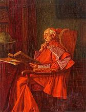 WILHELM LÖWITH, Der Kardinal bei der Lektüre