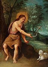 CORNELIS DE BAELLIEUR I, Hl. Johannes der Täufer