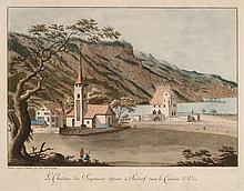 JOSEF FRANZ XAVER LEONTIUS TRINER, Arth 1767-1824 Bürglen, La Chateau des Seigneurs Aproo à Seedorf dans le Canton d'Uri