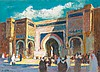 Meknes, Adolf Behrmann, Click for value