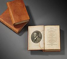 JOHANN CASPAR LAVATER UND ZÜRCHER KLEINMEISTER - Zürich 1741-1801 Zürich; Schweizer Schule um 1795 - Essays on Physiognomy, designed to promote the Knowledge and the Love of Mankind