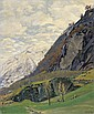 Vorfrühling im Tessin, Max Felgentreu, Click for value