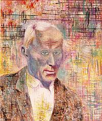 PAUL CAMENISCH - Zürich 1893-1970 Basel - Selbstbildnis