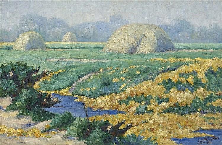 Frans van Tongerloo   Antwerp (Belgium) 1882-1965 Kalmthout (Belgium)