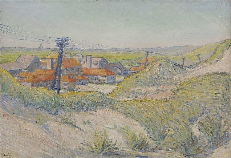Johannes Theodorus 'Jan' Giesen   The Hague 1900-1983