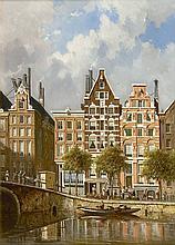 Adrianus Eversen   Amsterdam 1818-1897 Delft