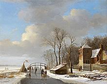 Hendrikus van de Sande Bakhuyzen   The Hague 1795-1860