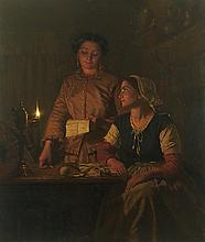 Pieter Willem Sebes   Harlingen 1827-1906 Amsterdam