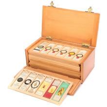 A Microscope Slide Collection,