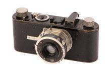 A Leica Model Ib Rim-Set Compur Camera,