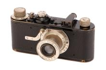 A Leica Model Ia Camera,