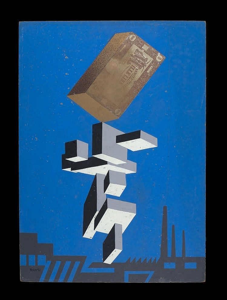 Pecchioli(1919 - 1993) Italy, 20th Century