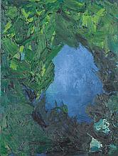 Hubert Scheibl (Gmunden 1952) Untitled, oil on canvas, 1988