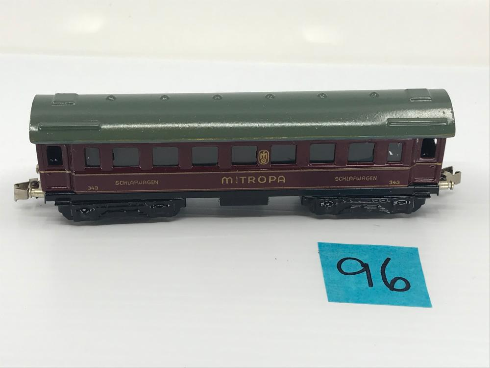 Marklin OO - Endicott - USA SHIPPING ONLY - 80 years old - U.S. Version
