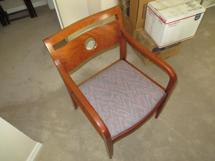 8 ward bennett chairs manufactured by brickel furniture for Furniture 4 a lot less