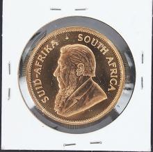 GOLD SOUTH AFRICA KRUGERRAND 1981 UNC 1OZ
