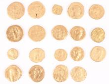 (19) ASSORTED ANCIENT ROMAN COINS