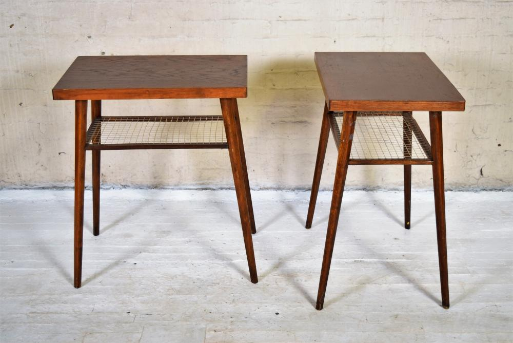 Vintage Midcentury Tables